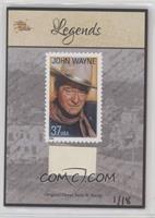 John Wayne #/18