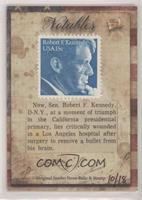 Robert F. Kennedy #/18