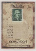 Thomas Jefferson #/6