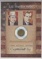 Al Capone, Bugsy Siegel #/1