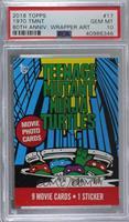 Teenage Mutant Ninja Turtles [PSA10GEMMT]