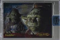 Yadde (Phil Eason signature) (2001 Topps Star Wars Evolution) /35 [BuyBac…
