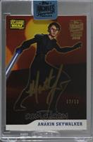 Anakin Skywalker (2008 Topps Clone Wars) /13 [Buy Back]