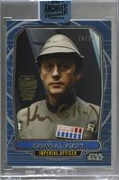 Kenneth Colley as Admiral Piett (2012 Galactic Files) [Uncirculated] #/24