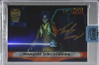 Taylor Gray as Ezra Bridger (2015 Star Wars Rebels) [Buy Back] #/7