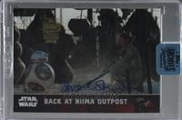 Dave Chapman as BB-8 (2015 The Force Awakens) [Buy Back] #/5