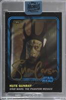Nute Gunray, Silas Carson is Artist (2016 Topps Star Wars Card Trader) /8 [Buy&…