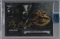 Toby Philpott, Jabba The Hutt (2016 Star Wars Evolution) [BuyBack] #/36