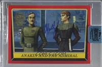 Anakin and the Admiral /32 [Uncirculated]
