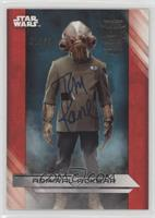 Admiral Ackbar (2017 Topps Star Wars: The Last Jedi) #/49