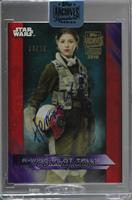A-Wing Pilot Tallie (2017 Topps The Last Jedi) [Buy Back] #/36