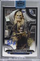 Peter Mayhew as Chewbacca [Buy Back] #/28
