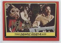 Nien Nunb (83 Topps Return of the Jedi) #/28