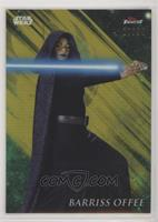 Barriss Offee #/50
