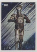 Extended Base Set - C-3PO