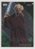 Plo Koon [EX to NM]