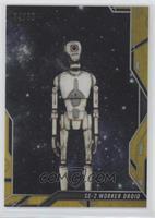 SE-2 Worker Droid [EXtoNM] #/50