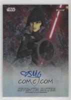 Sarah Michelle Gellar as the Seventh Sister /10