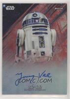Jimmy Vee as R2-D2 #/5