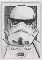 Marsha Parkins (Stormtrooper) #/1