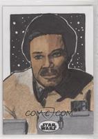Marsha Parkins (Lando Calrissian) #/1
