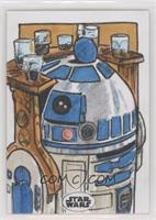 Marsha Parkins (R2-D2) #/1