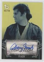 Anthony Forrest as Fixer #/99