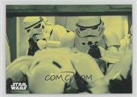 Stormtroopers Breaking Through! #/99