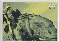 Dewback Riders #/99