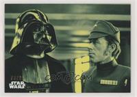 Darth Vader and Chief Bast #/99