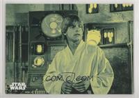 Young Luke Skywalker #/99