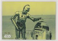 Droids on the Farm #/99