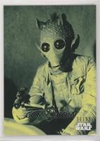 Greedo Prattles On #/99
