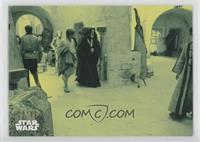 Meeting Chewbacca /99