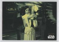 Princess Leia Takes Aim #/99