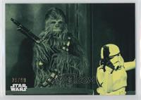 The Wookiee is Loose! #/99