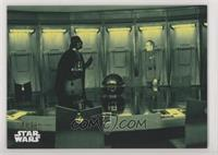 Disturbance at Princess Leia's Cell #/99
