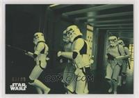 Stormtroopers Set the Trap #/99