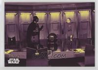 Disturbance at Princess Leia's Cell #/25