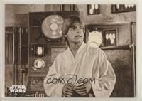 Young Luke Skywalker