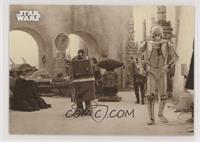 The Streets of Mos Eisley