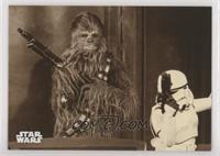 The Wookiee is Loose!