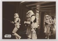 Stormtroopers Set the Trap