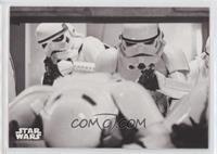 Stormtroopers Breaking Through!