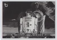 R2-D2 in Pieces
