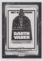 Darth Vader in Person!