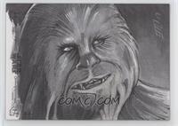 Brad Hudson (Chewbacca) /1