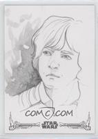Kaela Croft (Luke Skywalker) /1