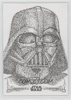 Logan Monette (Darth Vader) #/1