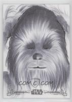 Rebecca Sharp (Chewbacca) #/1
